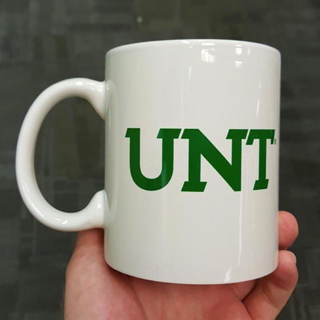 University-Of-North-Texas-Mug